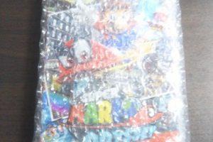 メルカリでニンテンドースイッチのゲームソフトを売る梱包、発送方法を説明